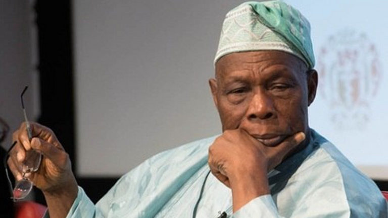Obasanjo commended Buhari's speech — Adesina