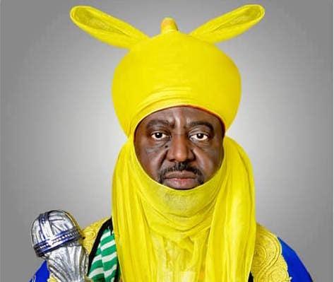 Emir of Kano Aminu Ado Bayero