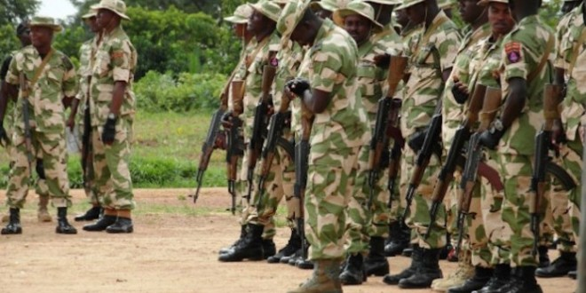 Nigerian Army trains 2,000 customs personnel on weapons handling