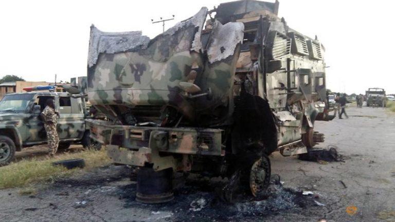 Many killed as Boko Haram attacks army commanders in Borno
