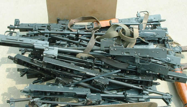 Police bust gun fabricating factory, recovers arms in Imo