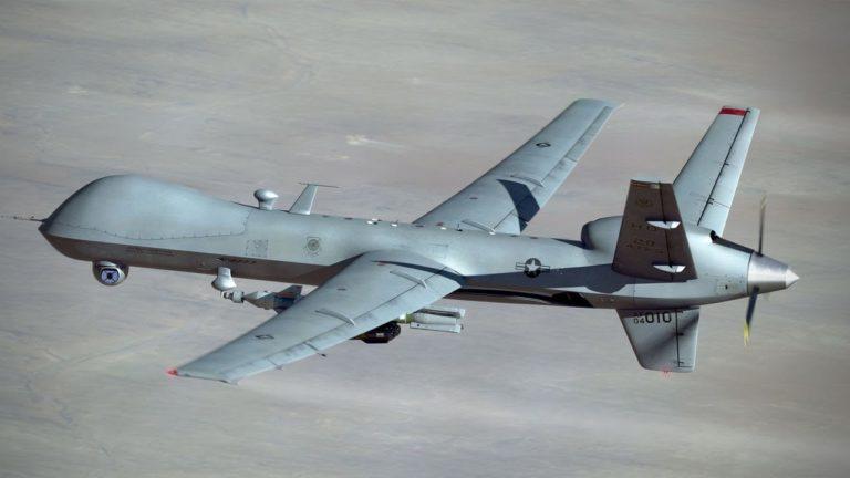 Saudi Arabia intercepts drones fired by Iran-backed Yemen rebels