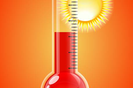 4,000 schools close as temperature rises to 44.3 degree