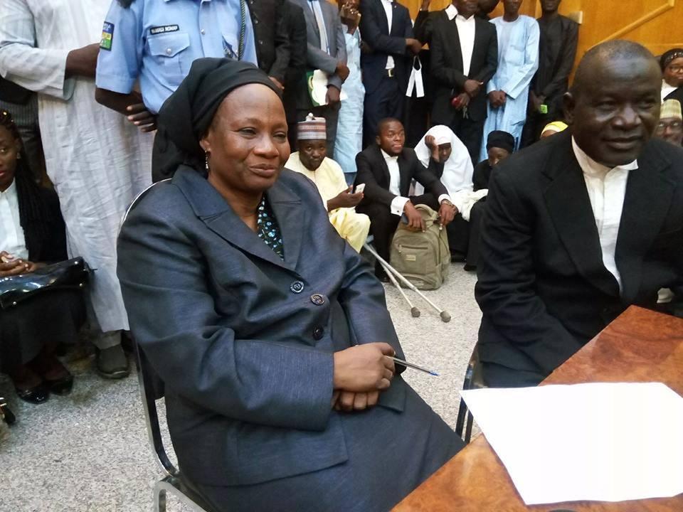 Justice Elizabeth Asabe Karatu