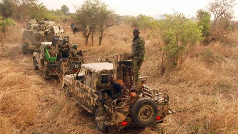 Nigerian soldier loses leg, 2 others missing after Chibok village attack