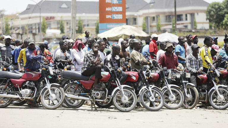 FEATURE: How to curb menace of `Okada' riders