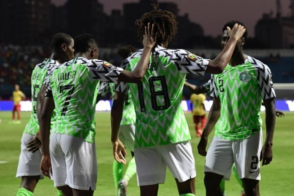 Musa, Ekong, Iheanacho, 20 others for Super Eagles' encounter with CAR