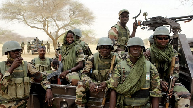 Nigerian Military vows to clear Darul Salam terrorist group