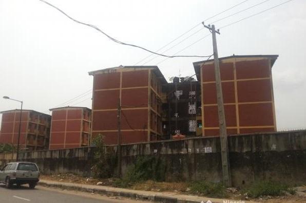Residents lament as Lagos Games Village turns junkyard