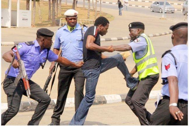 Police disperseShiite protesters in Abuja