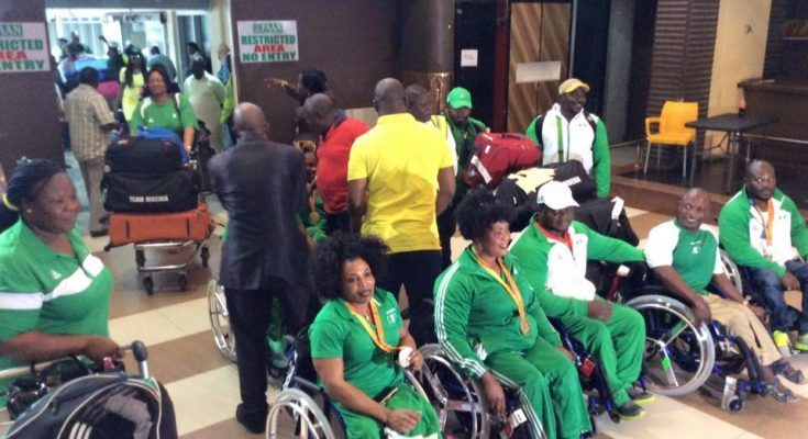 2020 Paralympic Games: FG pledges more support for para-athletes