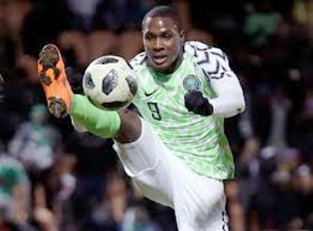 Breaking: Nigeria's Ighalo emerges highest goal scorer, wins AFCON 2019 golden boot