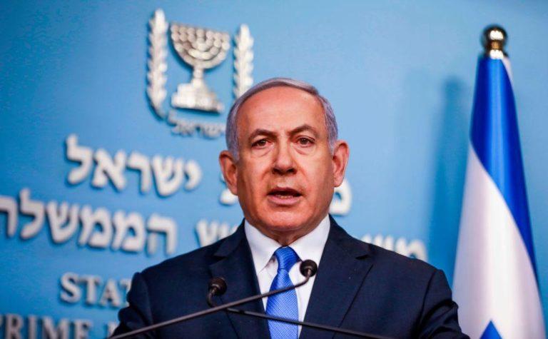 Netanyahu urges Biden to keep U.S. sanctions on ICC officials
