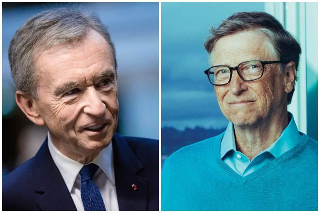 Bill Gates loses 'second richest man' seat to LVMH's Bernard Arnault