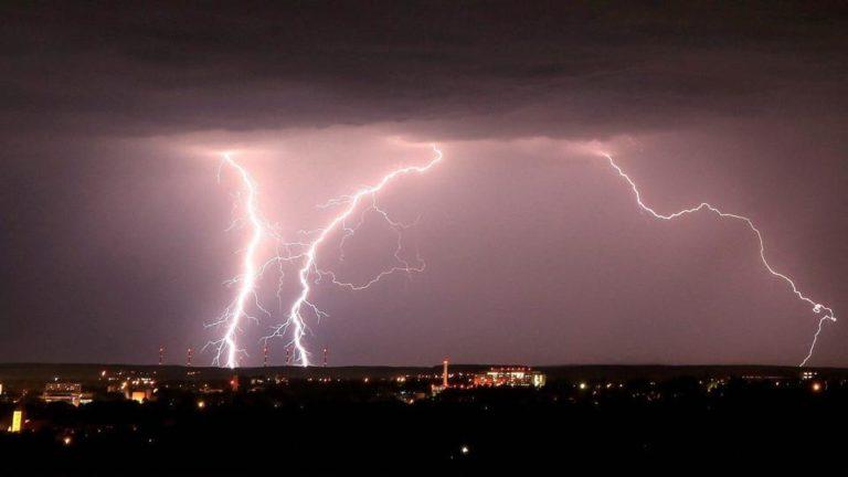 NIMET predicts heavy rainfall, thunderstorms