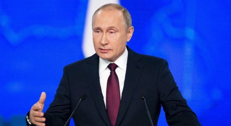 Putin promises to support businesses affected by Covid 19