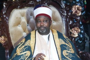 Borno monarch returns home 5 years after displacement by Boko Haram