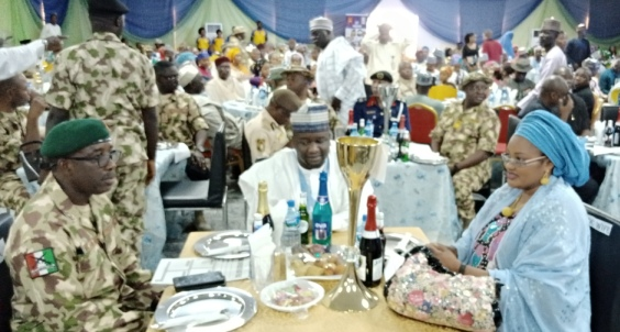 My comments on insurgents misquoted, says Gen. Biu