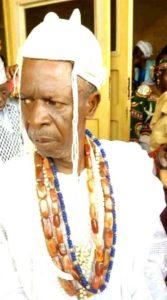 Kogi monarch, Oba Jacob Mejedi, dies at 75
