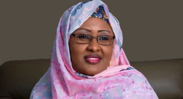 First Lady launches 'exclusive breastfeeding' campaign as Nigeria becomes second-highest country with stunted children