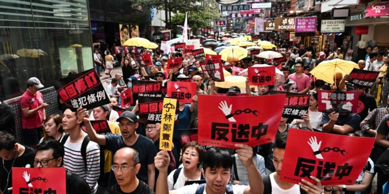 China accuses Apple of aiding Hong Kong protests through toxic apps