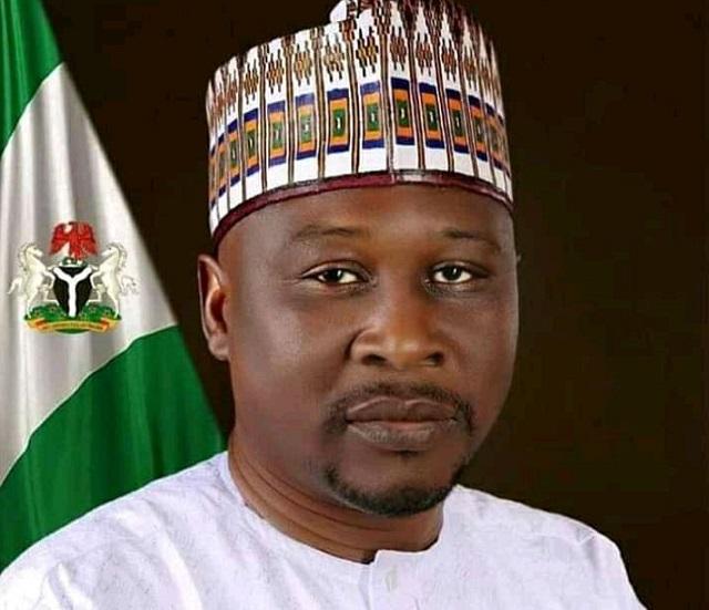 Governor Umaru Fintiri