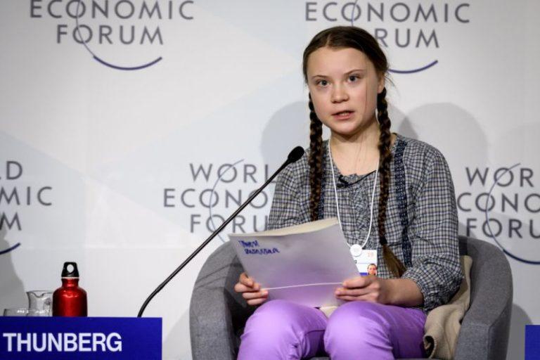 Swedish teen climate activist, Thunberg to set sail for U.S.