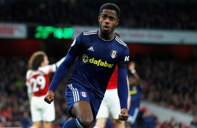 Tottenham sign Sessegnon from Fulham