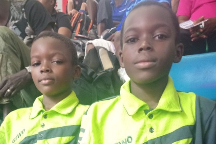 2019 ITTF Challenge Plus Nigeria Open inspire young siblings