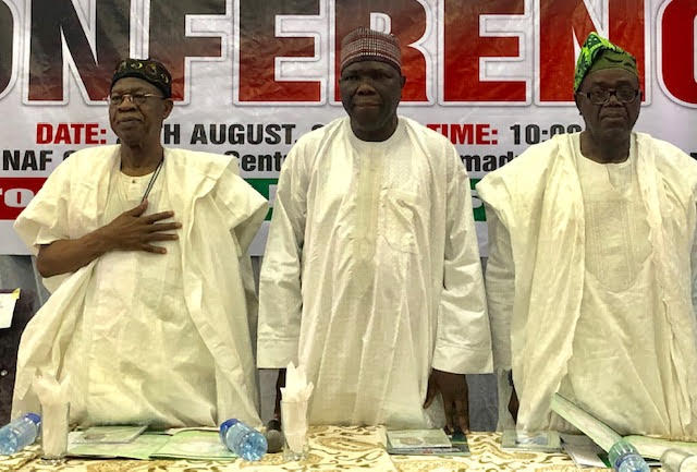 Nigerian govt seeks NURTW'S support in tackling insecurity