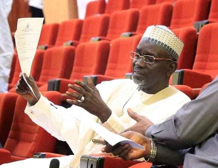 Senator Ibrahim Shekarau