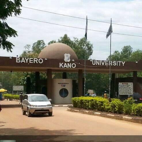 Bayero University, Kano (BUK) New Campus gate