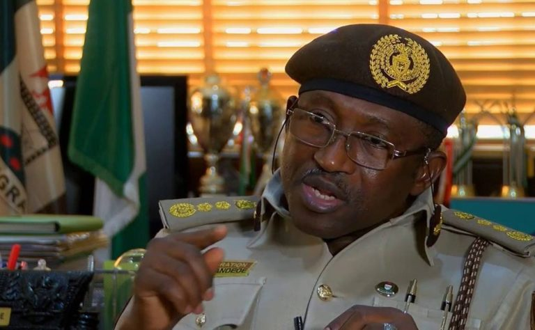 NIS Recruitment: Beware of fake sites, Babandede urges Nigerians