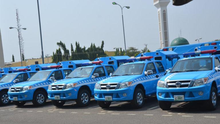 FRSC, Nasarawa Internal Revenue Service to impound unregisteredvehicles