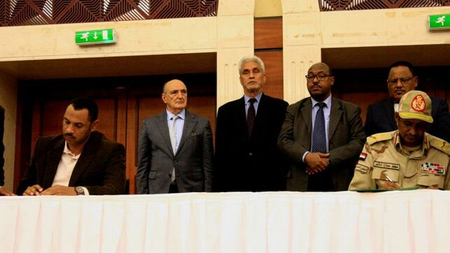 Sudan calls on Nigeria, other countries to support implementation of its transitional agreement