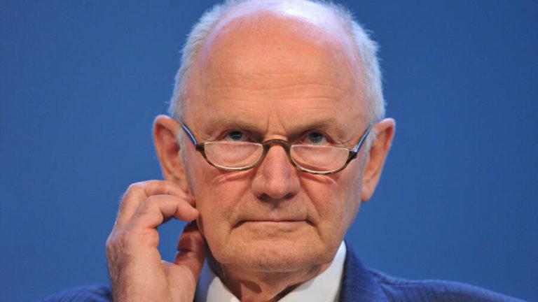 Former Volkswagen patriarch, Ferdinand Piech dies aged 82