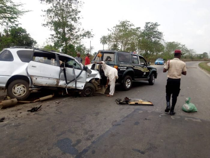 Accident claims 2 lives in Anambra