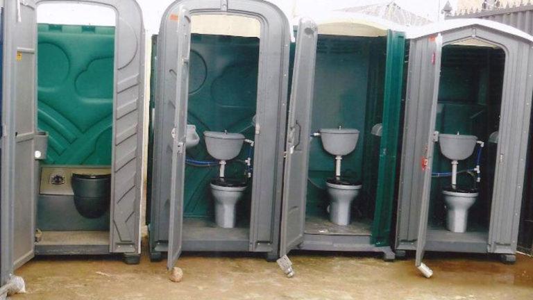 Buhari unveils clean 'Nigeria: Use the Toilet Campaign'