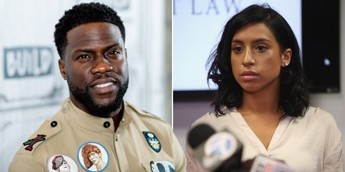 Kevin Hart hit with $60m lawsuit over sex tape