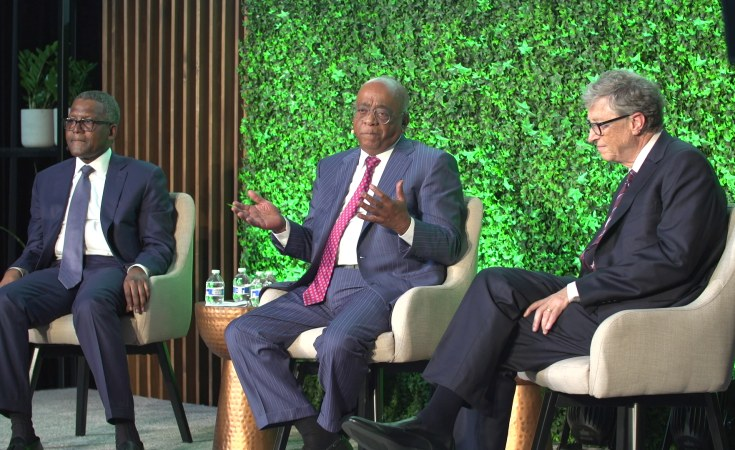 Climate change, stereotype hindering businesses in Africa, Dangote, Bill Gates, Mo Ibrahim raise alarm