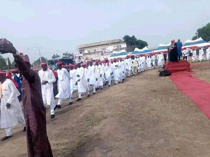 First batch of 370 students sponsored by Kwankwaso leaves for India, Sudan