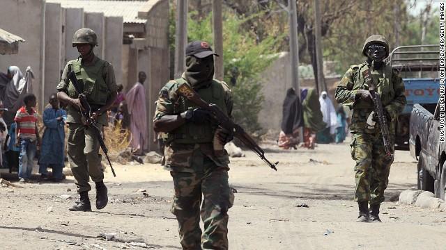 Nigerian troops nab Boko Haram fuel supplier in Yobe