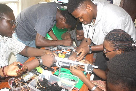Xenophobia: 6 Nigerian students shun Robotics Competition in South Africa