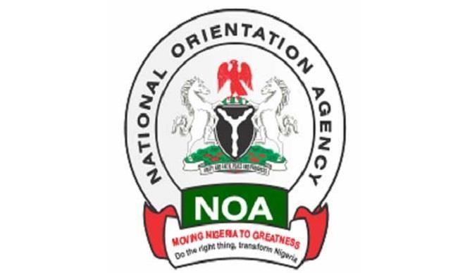 Treat national symbols with respect, NOA urges Nigerians