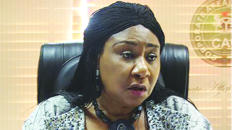 Embattled CAC's acting registrar Azinge reacts to DAILY NIGERIAN investigation, keeps mum on SGF's letter