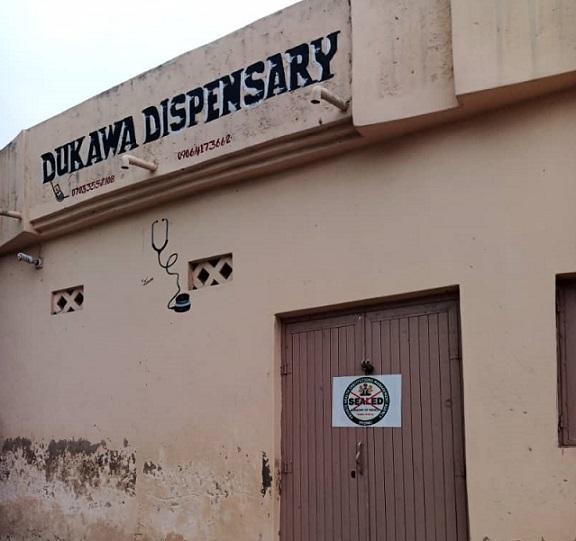 DUKAWA-DISPENSARY