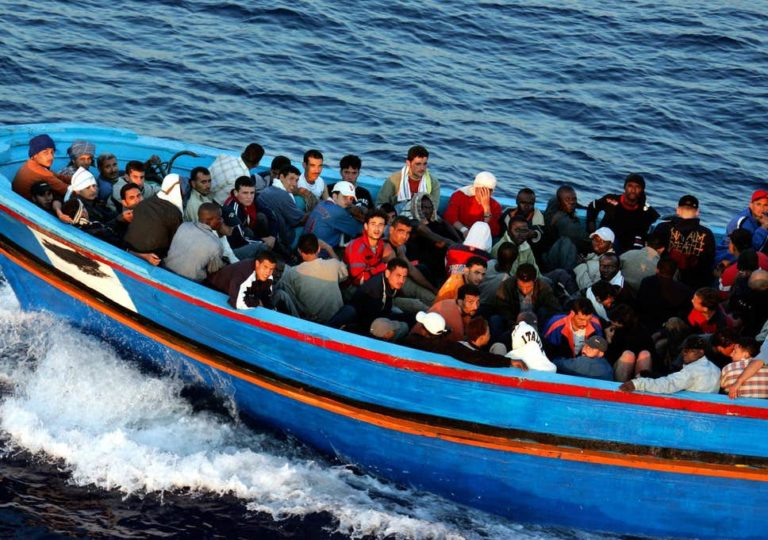 Charity boats rescue nearly 500 Europe-bound migrants