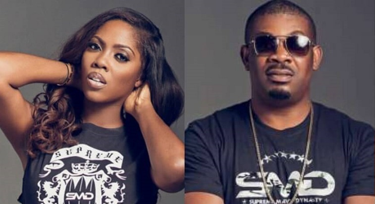 Court to hear N200m suit against Tiwa Savage, Don Jazzy's record label November 5