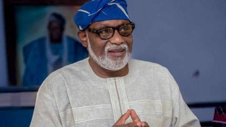 Akeredolu backs constitutional roles for traditional rulers