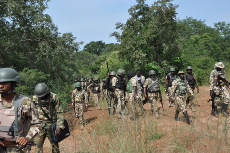 Nigerian Military arrests 25 suspects over cattle rustling, kidnapping, others in Plateau